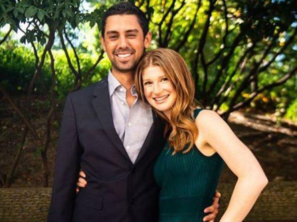 Jennifer Katharine's husband- Nayal Nassar