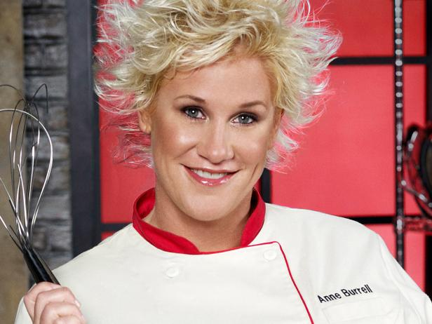 Anne Burrell Net Worth