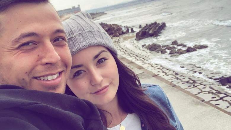 Xander Schauffele's girlfriend- Maya Lowe