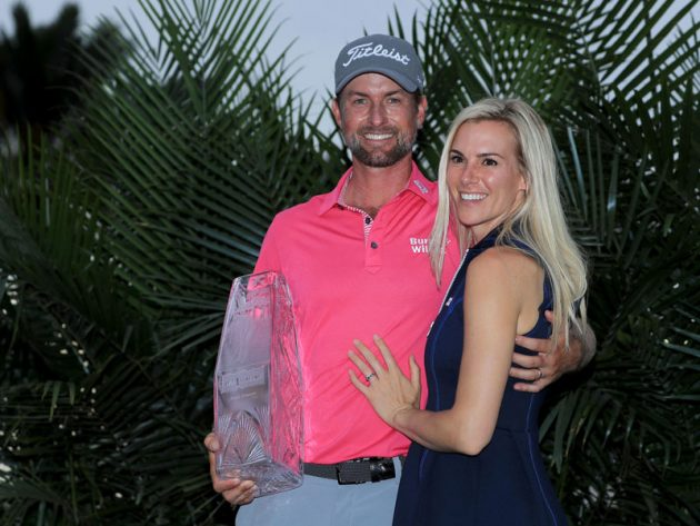 Webb Simpson's Wife- Taylor Dowd Simpson