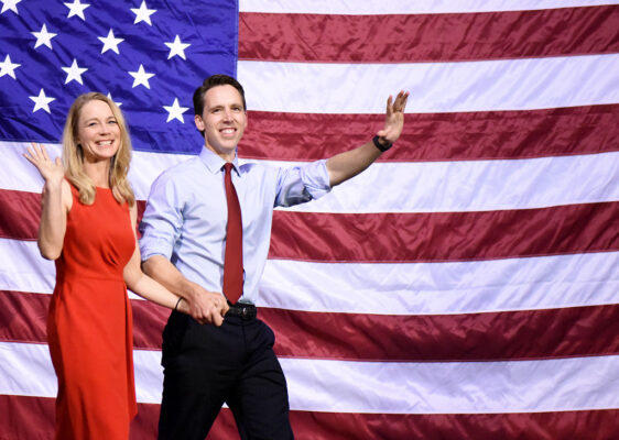 Josh Hawley's Wife- Erin Murrow