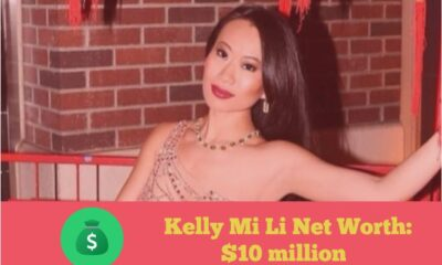 Kelly Mi Li Net Worth