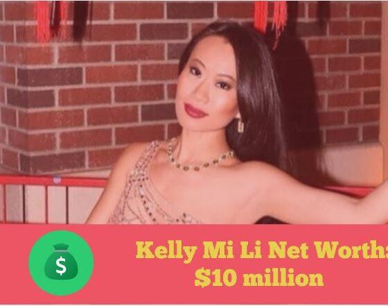 Kelly Mi Li Net Worth