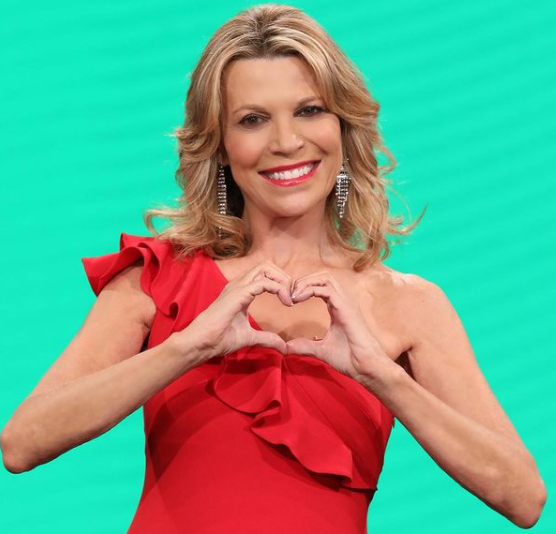 Vanna White Net Worth @officialvannawhite